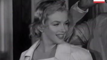 Marilyn Monroe AP British Movietone