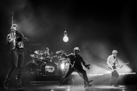 U2 (Photo: Sam Jones/HBO)