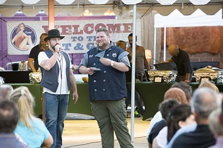 Rusty's Rockfeast: Backstage with Zac Brown Band