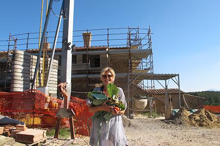 Building La Dolce Vita with Debbie Travis