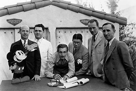 Walt Disney 5