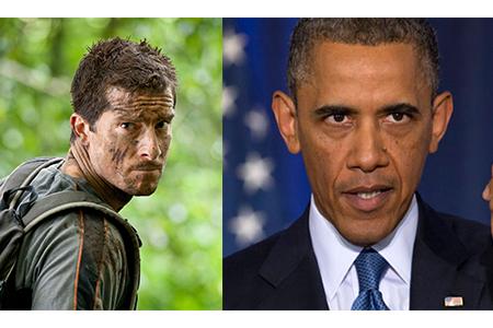 Grylls Obama