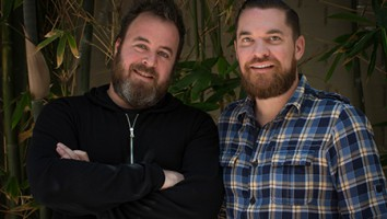 Rob Worsoff  (Left) and Brian Wendel (Right) of ThunderPants