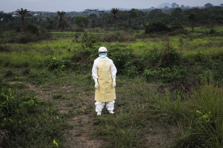 Ebola Death in a Village