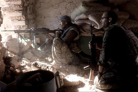 Frontline Fighting