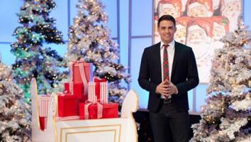 Jonathan Bennett Cake Wars Christmas