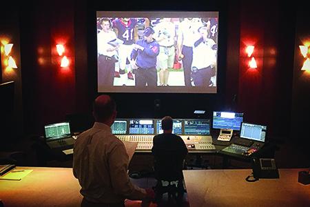 Paul Camarata, senior producer at NFL Films