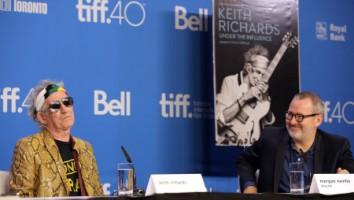 Keith Richards, Morgan Neville
