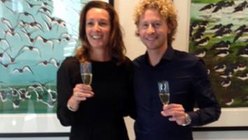 Georgette Schlick and Ewout Genemans (1)