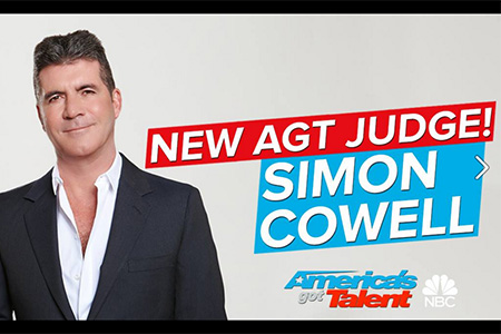 Simon Cowell AGT