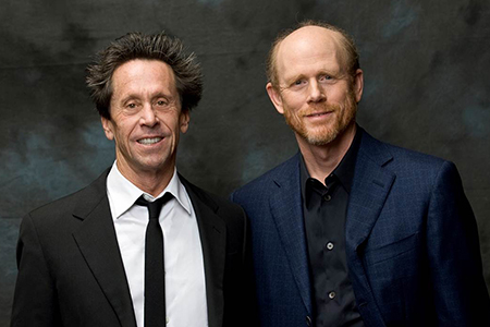 executive producers brian grazer and ron howard, whose company imagine entertainment co-produced breakthrough