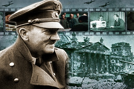 The Day Hitler Died