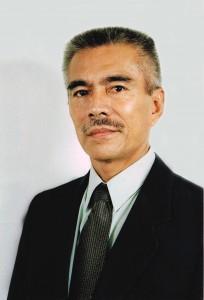Anote Tong, president of Kiribati