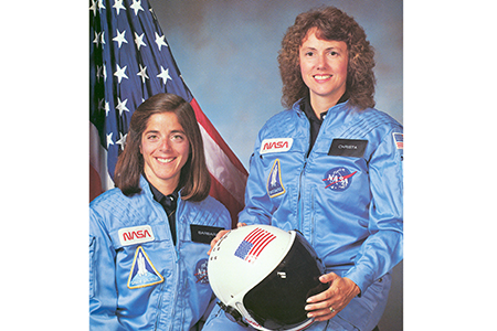 An account of events during the infamous space shuttle challenger disaster