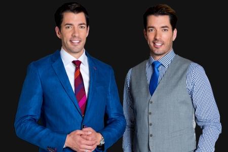 Drew and Jonathan Scott