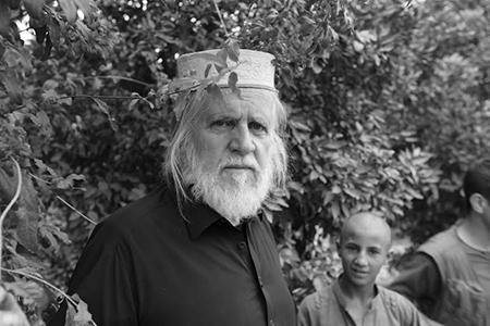 Australian filmmaker George Gittoes.