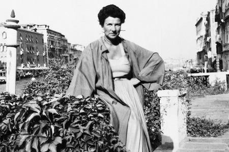 Peggy Guggenheim Art Addict