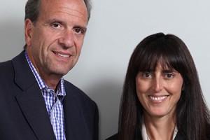 Steven Weinstock and Glenda Hersh