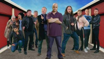 Storage Hunter UK Celebrity Special