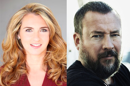 Nancy Dubuc, Shane Smith