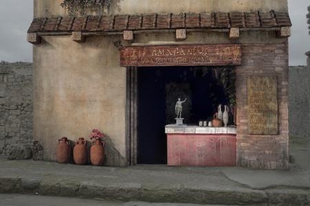 raising pompeii