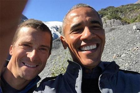 Bear Obama