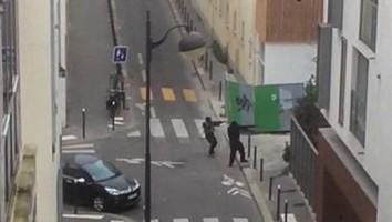 Charlie Hebdo 3 Days of Terror