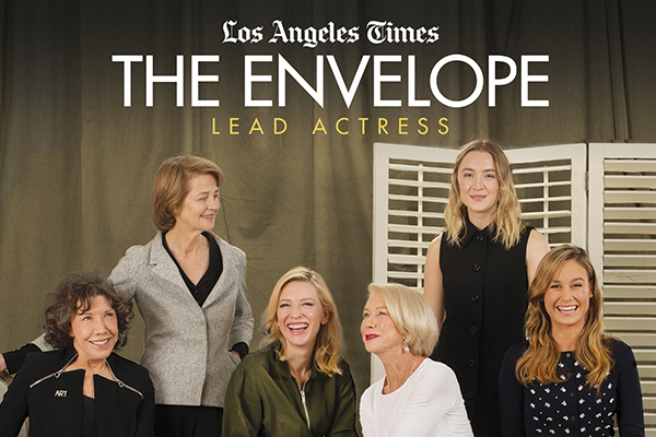 Los Angeles Times The Envelope