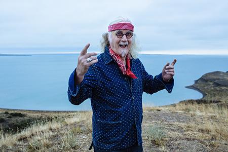 Billy Connolly's Tracks Across America