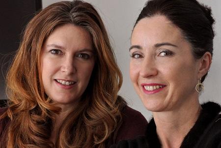 Sara Schiller and Elizabeth Sheldon