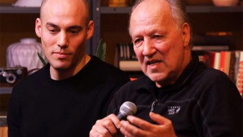 Herzog and Josh
