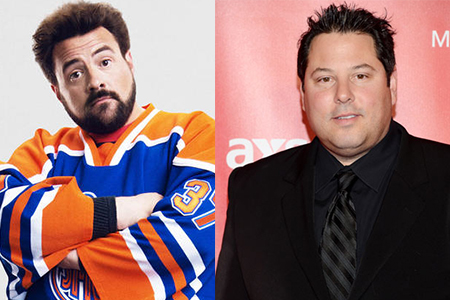 Kevin Smith, Greg Grunberg