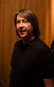 Bernard MacMahon (Image courtesy of Lo-Max Films)