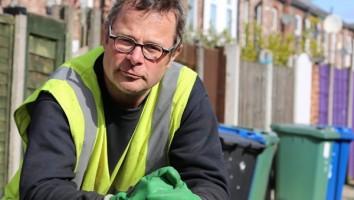 Hugh war on waste