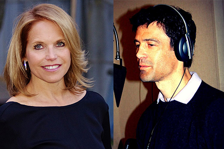 Katie Couric, Jason Grant Smith