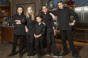 a+e networks' man vs. child: chef showdown for fyi