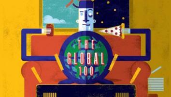 Realscreen Global 100 2015
