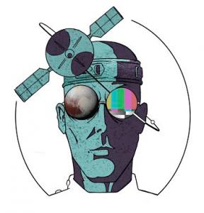 Dr Pluto logo