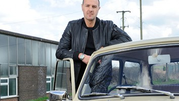 Paddy McGuinness - Drive of My Life - Travel Channel