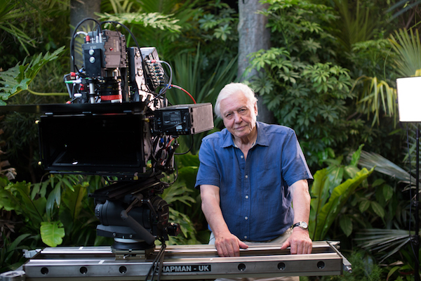 Attenborough at 90 - Behind the Lens