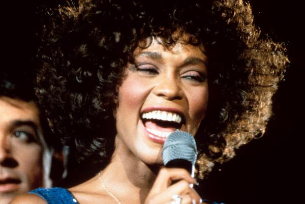 Whitney Houston - Moment of Truth tour
