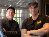 Daniel Tibbets and Robert Rodriguez - Photo Credit Gianpaolo Gonzalez