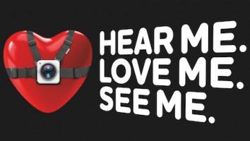 Hear me. Love me. See Me.