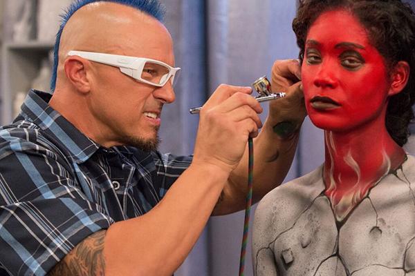 Skin Wars - Fresh Paint