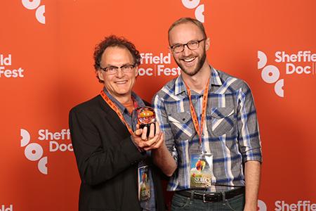 SEED directors Taggart Siegel and  Jon Betz
