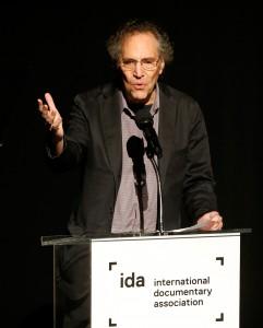 Gordon Quinn at the 2015 IDA Awards