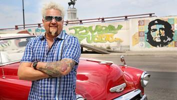 Guy Cruisin' in Cuba
