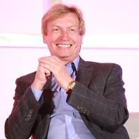 Keynote speaker Nigel Lythgoe