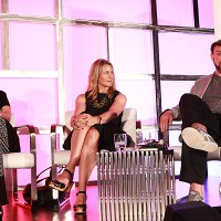 A+E Networks' Hayley Babcock, Twofour's Melanie Leach and Banijay Group's Grant Ross talk formats success stories