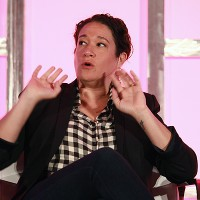 """Bravo's Jennifer Levy talks building the right team in front of the camera during the """"Happy Together - The Secret to Success in Ensemble Unscripted"""""""